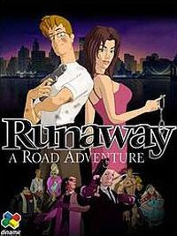 Game Box for Runaway: A Road Adventure (PC)