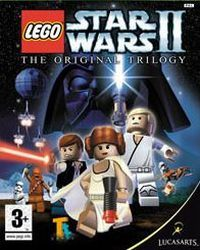 Game Box for LEGO Star Wars II: The Original Trilogy (PC)