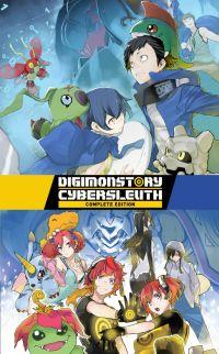 Okładka Digimon Story: Cyber Sleuth Complete Edition (PC)