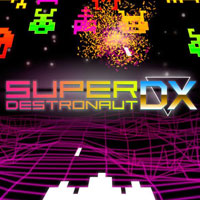 Okładka Super Destronaut DX (PSV)