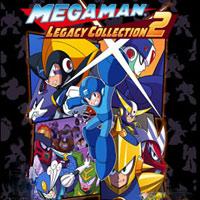 Okładka Mega Man X Legacy Collection 2 (PC)