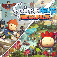 Okładka Scribblenauts Mega Pack (Switch)