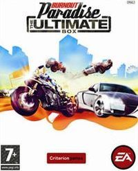Game Box for Burnout Paradise: The Ultimate Box (PC)