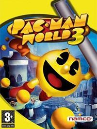 Game Box for Pac-Man World 3 (PSP)