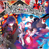 Game Box for Psychedelica of the Black Butterfly (PSV)