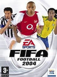 Okładka FIFA Football 2004 (PC)