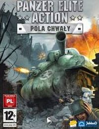 Game Box for Panzer Elite Action (PC)