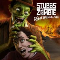Okładka Stubbs the Zombie in Rebel Without a Pulse (PC)