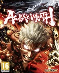 Okładka Asura's Wrath (PS3)
