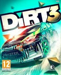 Game Box for DiRT 3 (PC)