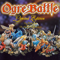 Okładka Ogre Battle: The March of the Black Queen (PS1)