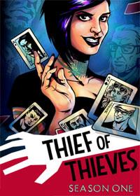 Okładka Thief of Thieves: Season One (PC)