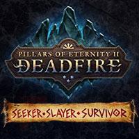 Okładka Pillars of Eternity II: Deadfire - Seeker, Slayer, Survivor (PC)