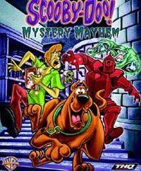 Okładka Scooby Doo! Mystery Mayhem (GBA)