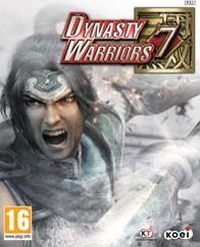 Okładka Dynasty Warriors 7 (PSP)