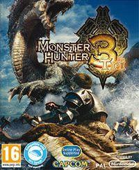 Okładka Monster Hunter 3 (tri-) G (3DS)