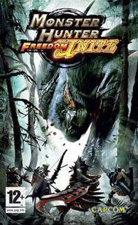 Okładka Monster Hunter Freedom Unite (PSP)