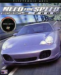 need for speed - porsche 2000