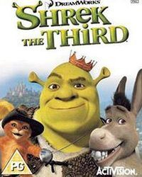 Okładka Shrek the Third (PC)