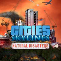 Game Box for Cities: Skylines - Natural Disasters (PC)