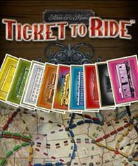 Ticket to Ride cover