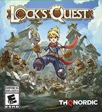 Game Box for Lock's Quest (PC)