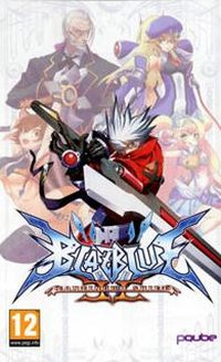 Okładka BlazBlue: Continuum Shift II (PSP)