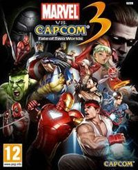 Game Box for Marvel vs. Capcom 3: Fate of Two Worlds (PS3)
