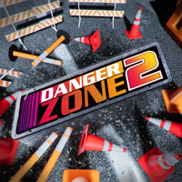 Danger Zone 2 cover
