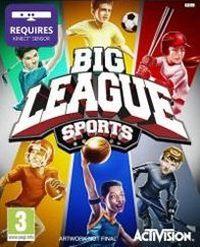 Okładka Big League Sports (X360)