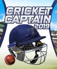 Cricket Captain 2019 (PC cover