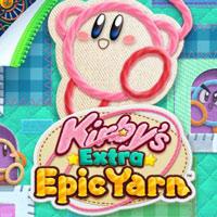 Okładka Kirby's Extra Epic Yarn (3DS)