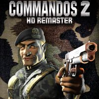 Game Box for Commandos 2: HD Remaster (PC)