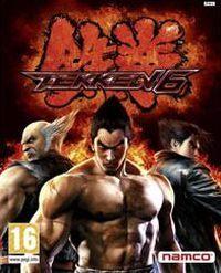 Okładka Tekken 6 (PSP)
