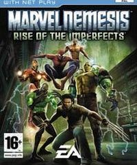 Okładka Marvel Nemesis: Rise of the Imperfects (PSP)