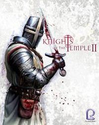 Game Box for Knights of the Temple II (PC)