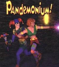 Game Box for Pandemonium! (PC)