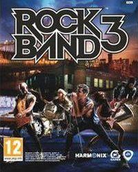 Okładka Rock Band 3 (PS3)