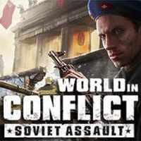 Game Box for World in Conflict: Soviet Assault (PC)