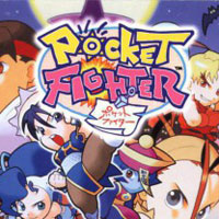 Okładka Pocket Fighter (PS1)