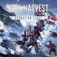 Iron Harvest: Operation Eagle (PC cover