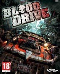 Okładka Blood Drive (PS3)