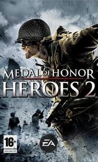 Okładka Medal of Honor: Heroes 2 (PSP)