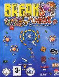 Okładka BreakQuest (PSP)