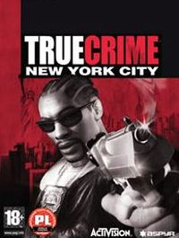 Okładka True Crime: New York City (PC)