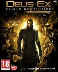 Okładka Deus Ex: Human Revolution (PC)