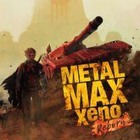 Game Box for Metal Max Xeno: Reborn (PS4)