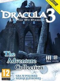 Okładka Dracula 3: The Path of the Dragon (PC)