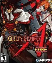 Game Box for Guilty Gear XX Accent Core (PS2)