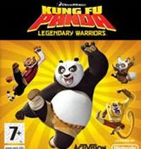 Okładka Kung Fu Panda: Legendary Warriors (Wii)